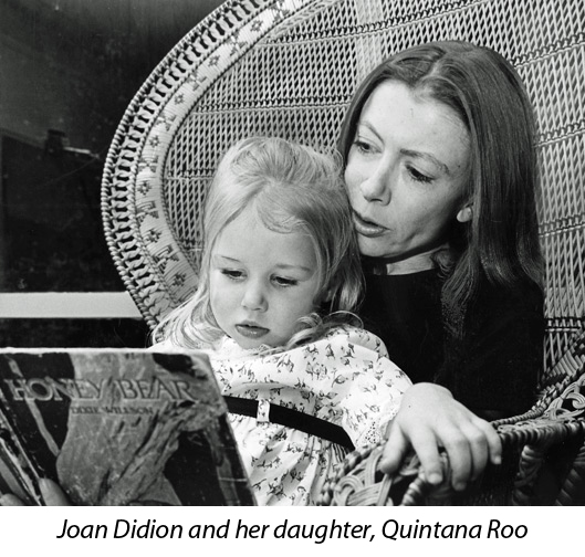 My wise self looks a bit like Joan Didion